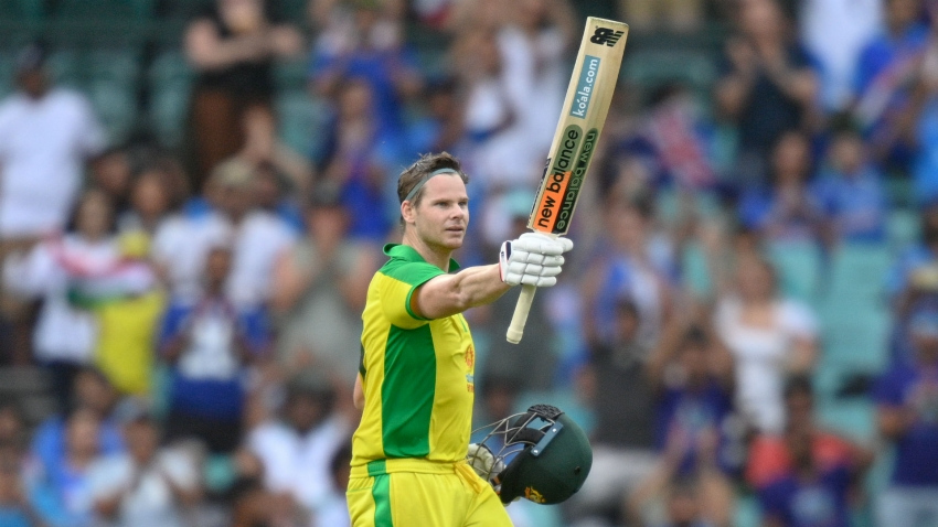 Smith repeats SCG heroics as Australia clinch series