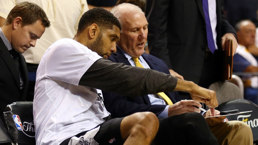 Tim Duncan returns to Spurs as assistant coach