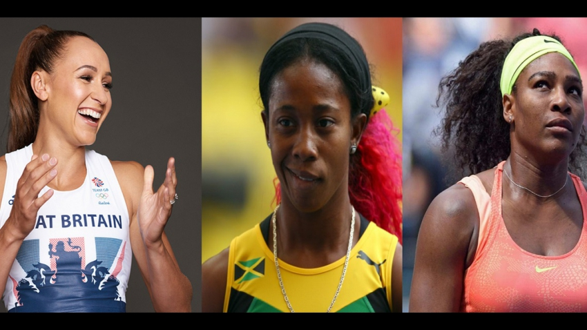 Fraser-Pryce picks Jessica over Serena for post-baby motivation