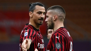 Ibrahimovic is the only leader Milan need - Rebic