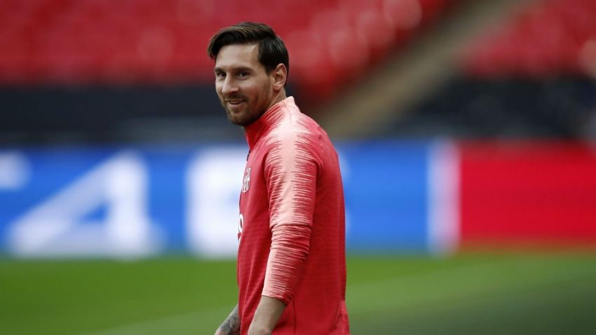 Messi absent from squad as Barca refuse to risk talisman