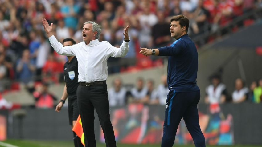 Mourinho keen to 'do a Mauricio' with five-year stay at Tottenham