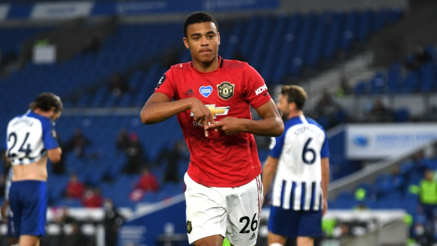 'Greenwood's better than I was', but Solskjaer won't be drawn on Bellingham