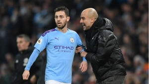 Guardiola's knowledge is key to holding off Real Madrid, says Bernardo Silva