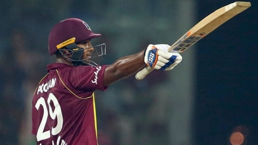 Pooran excited for World Cup bow, hungry for title