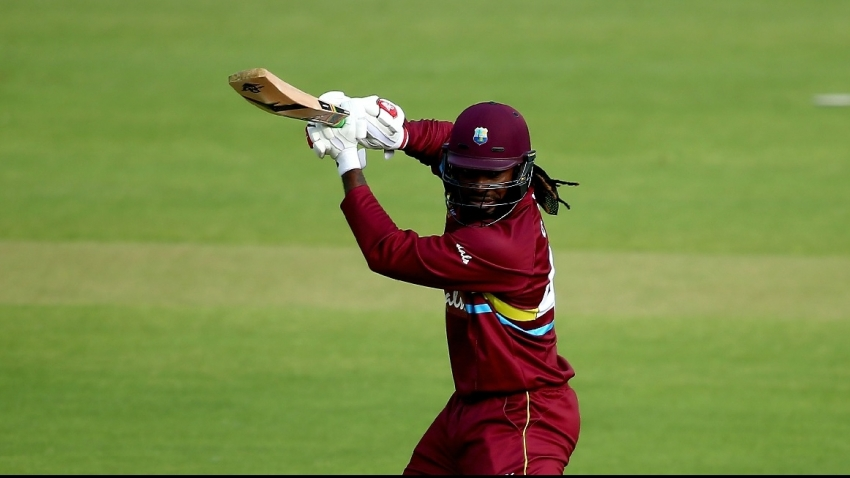 "135 against England ""one of my best innings"" - Chris Gayle"