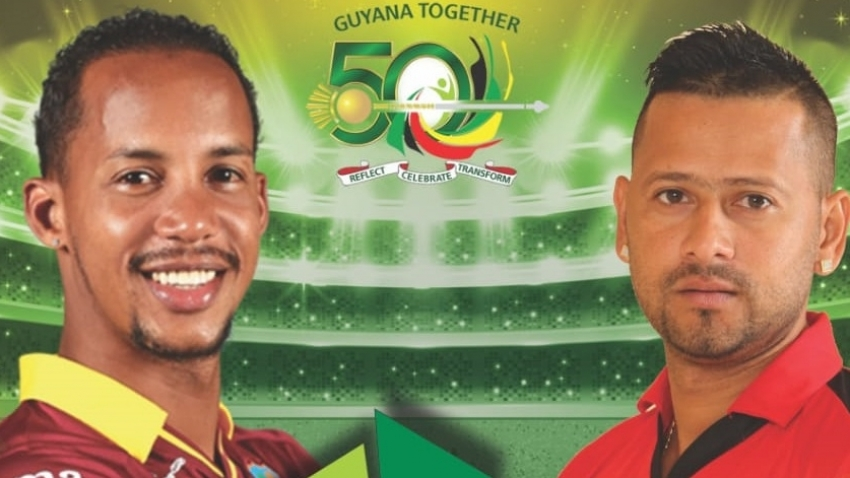 Lendl Simmons, Rayad Emrit confirmed for Guyana's Golden T20 Bash
