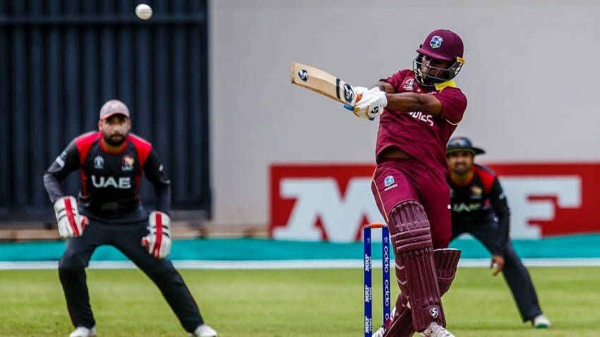 Lewis, Williams and Cottrell included in Windies squad for Bangladesh T20i's