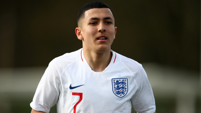 Poveda leaves Man City for Premier League hopefuls Leeds United