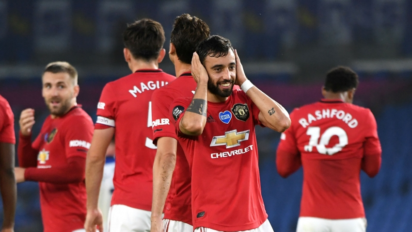 Bruno Fernandes: Manchester United can qualify for Champions League