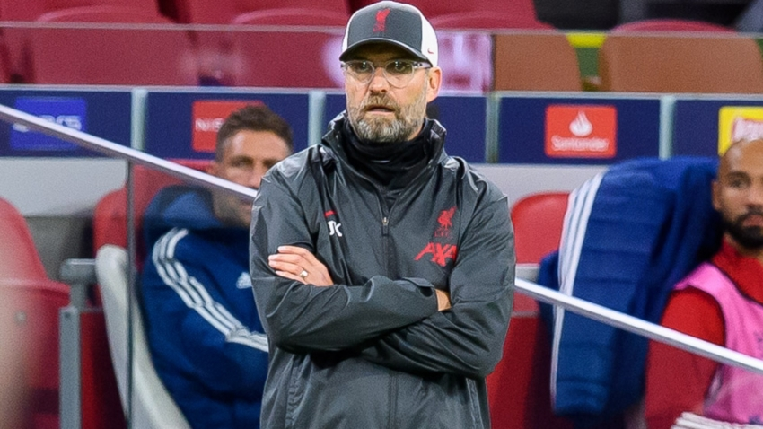 It's really a bit embarrassing – Klopp complains over coverage of Ajax pitch criticism