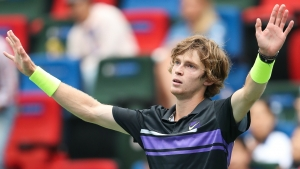 Rublev celebrates birthday in style with home Kremlin Cup success