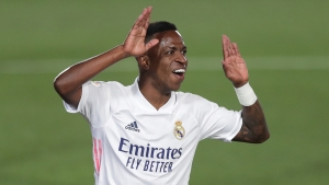 Vinicius revels in match-winning Madrid cameo