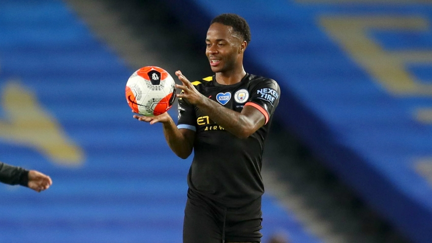 Hat-trick hero Sterling on best scoring season: I need to make these goals count