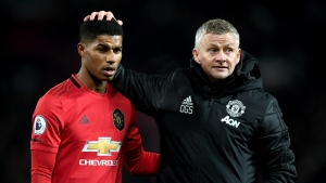 Solskjaer backs Rashford for Manchester derby impact amid Pogba absence