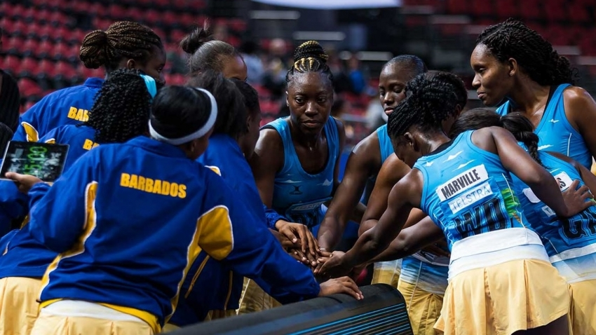 Hard times for Caribbean teams at Vitality Netball World Cup