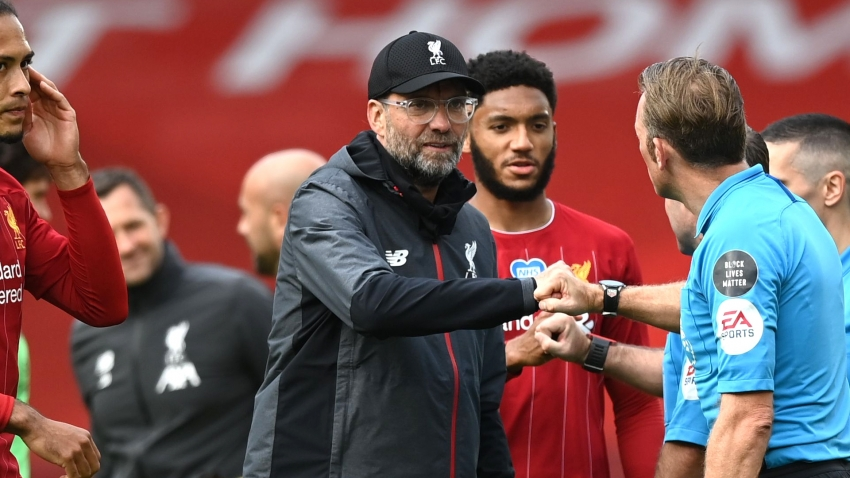 Klopp lauds Liverpool's ability to 'win difficult games'