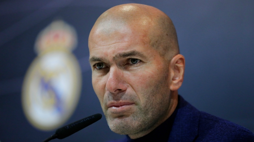 Mourinho speculation bothers me - Zidane