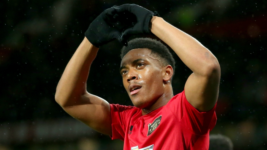 Martial return crucial to improved Manchester United form, says James