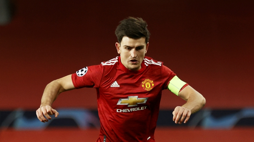 Maguire pleased with Man Utd's defensive improvements since Tottenham shock