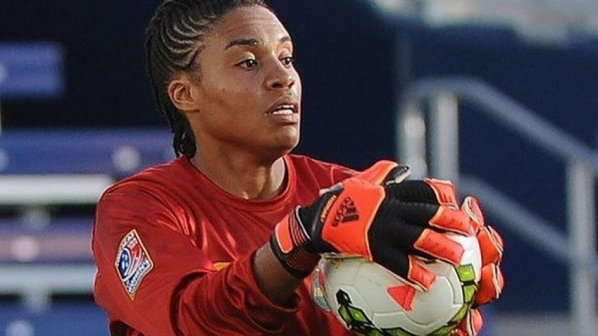 Reggae Girlz 'keeper Nicole McClure joins coaching staff at Princeton University