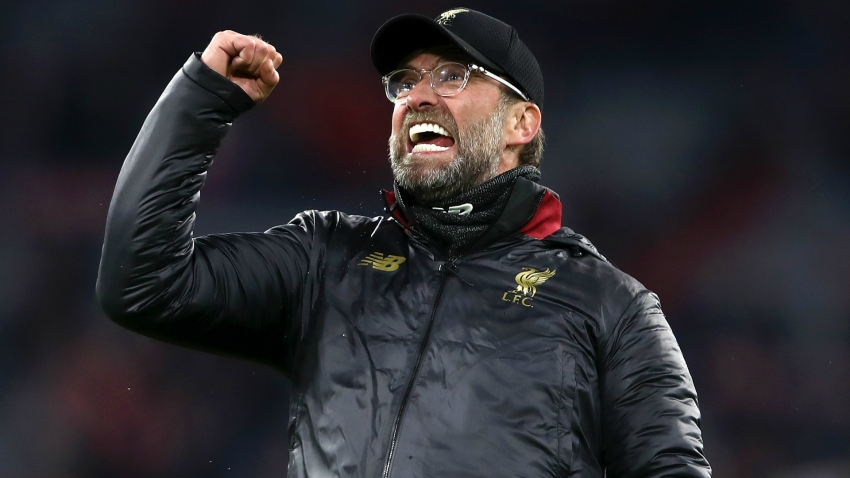 Klopp beats Guardiola and Pochettino to The Best FIFA Men's Coach award