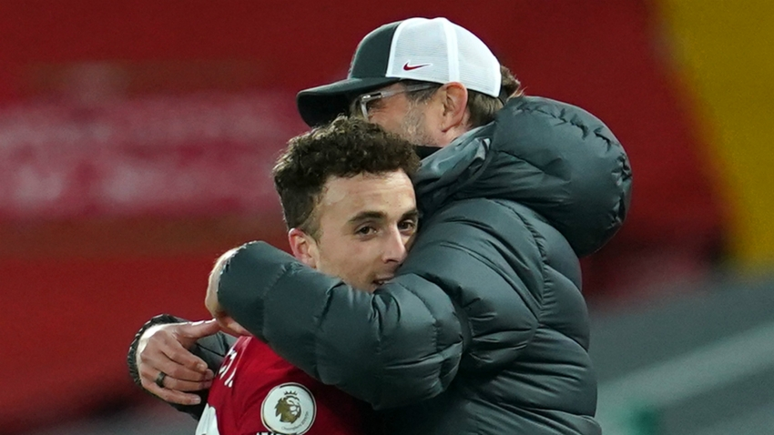 Jota on fire as Liverpool pass the test, home relief for Solskjaer - the Premier League weekend's quirky facts