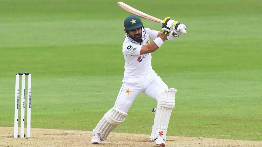 Rizwan dazzles in gloomy Southampton as England made to wait