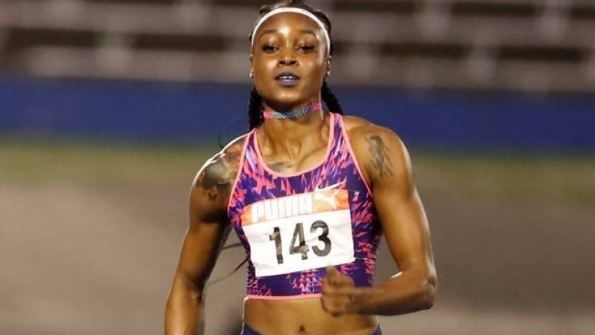 Thompson-Herah runs world-leading 10.85 in impressive Rome victory