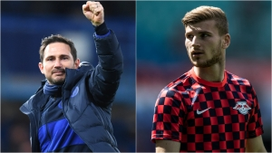 Werner reveals how Lampard convinced Germany star to join Chelsea