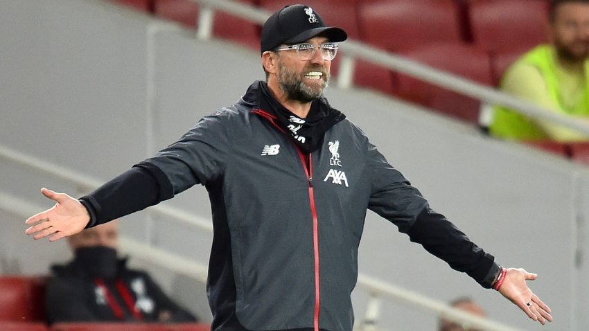 Klopp unfazed about Liverpool being denied points record