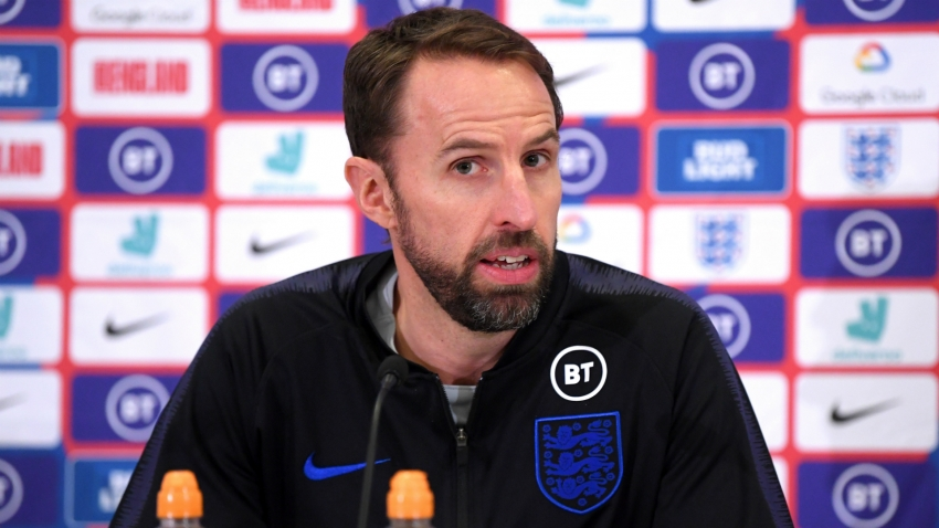 Southgate concerned by England leaks after Sterling-Gomez incident