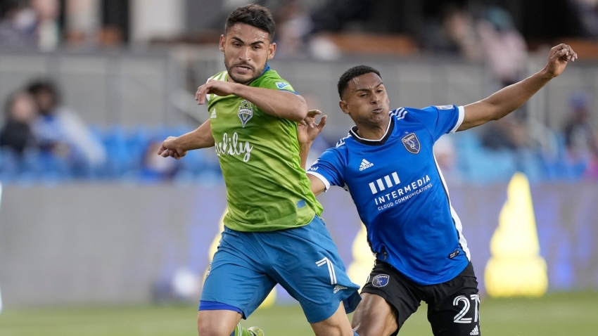 MLS: Sounders soar as Beckham's Inter Miami fall after lengthy delay
