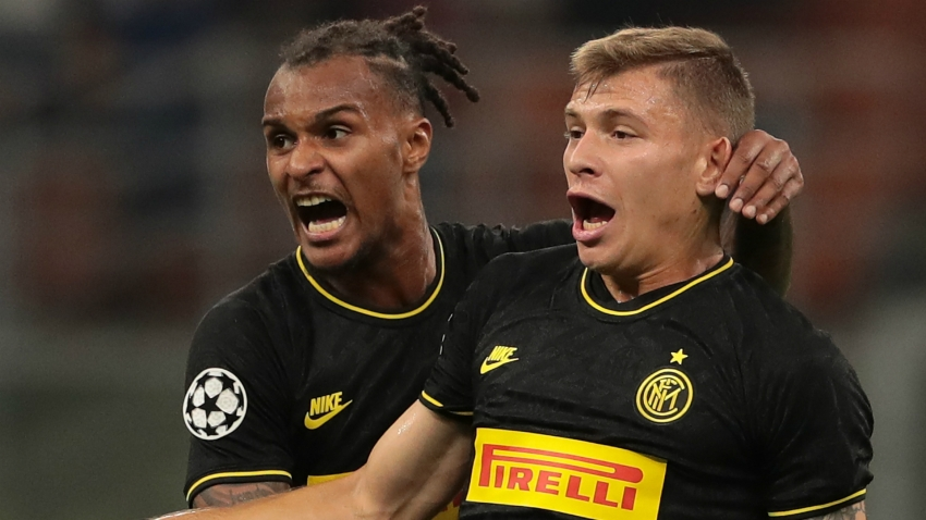 Inter 1-1 Slavia Prague: Barella rescues point for Conte