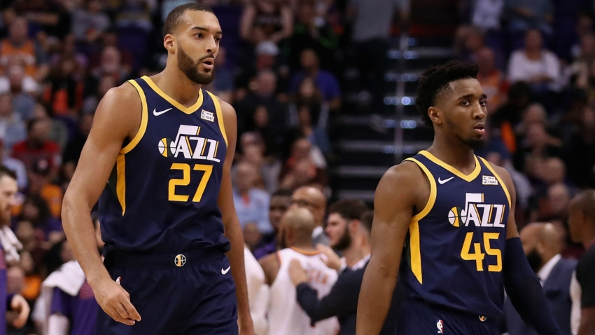 Mitchell speaks about relationship with Jazz team-mate Gobert
