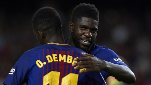 Barcelona include PSG-linked Dembele, Umtiti and Rakitic in tour squad