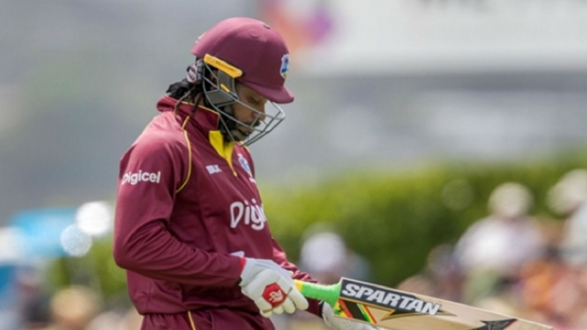 Windies star Gayle could make unwanted World Cup history