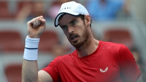 Tenacious Murray reaches first singles semi-final in over two years