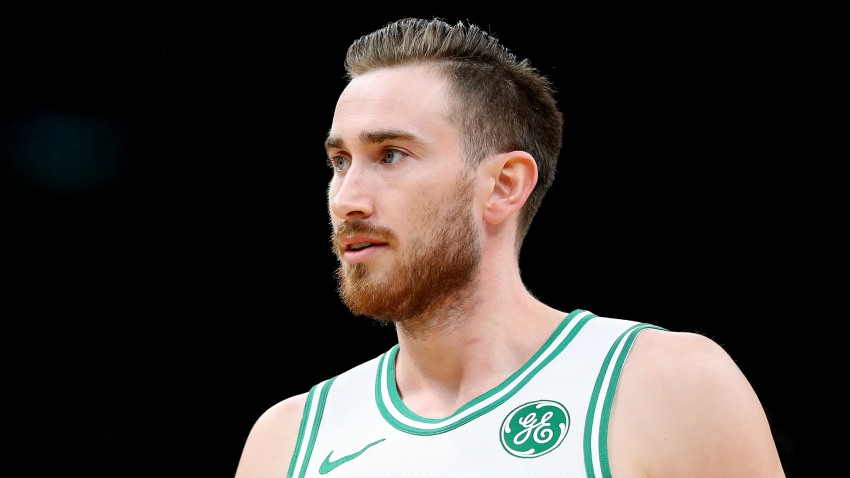 Hornets complete sign-and-trade with Celtics for Hayward