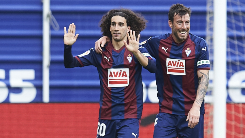 Barcelona loan Cucurella to Getafe