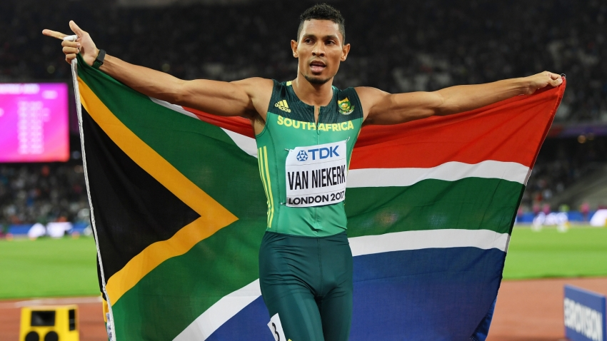 Postponing the Olympics was 'a relief' – Wayde van Niekerk will be patient for his legacy