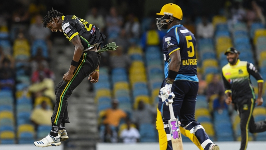 Tallawahs stun Tridents in thriller