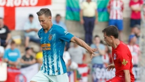Numancia 0-3 Atletico Madrid: Atletico lose Joao Felix to injury as post-Griezmann era starts with win at Numancia