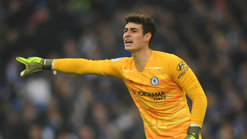 Lampard urges Kepa to 'go back to basics' amid recent criticism
