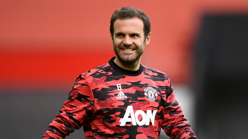 Solskjaer still unsure of Mata's future at Man United