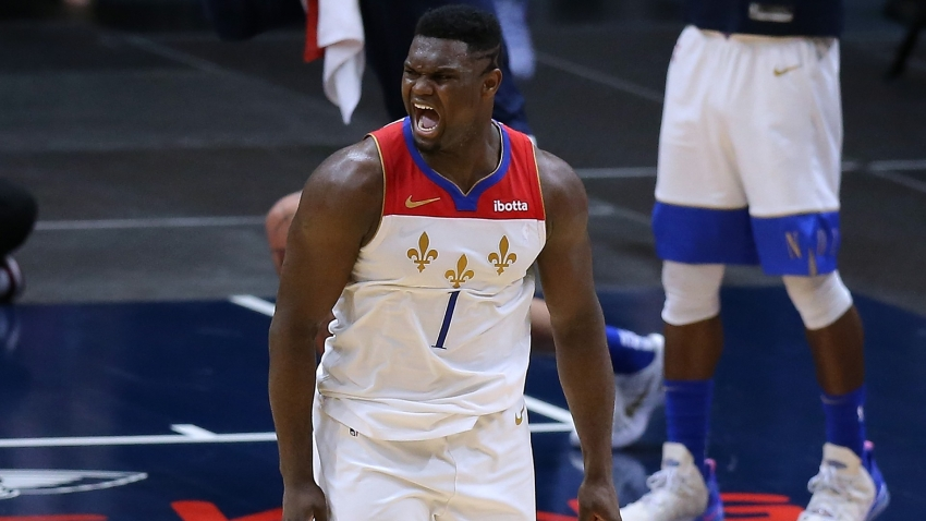 Zion Williamson quickly emerging as the latest New Orleans sports superstar