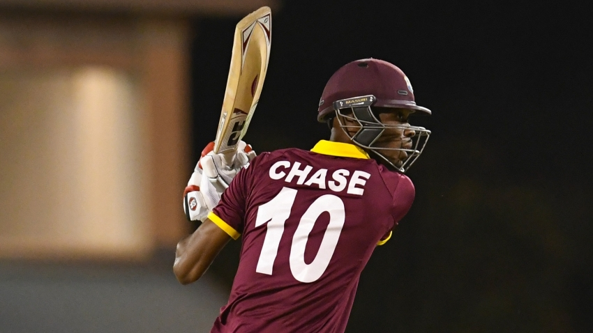 Roston Chase return to form came from keeping it simple
