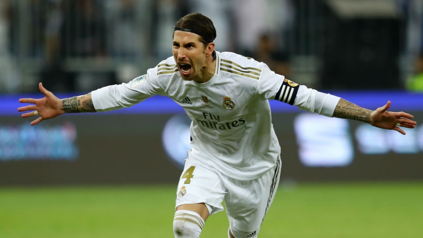 Ramos is a reference for Madrid - Zidane
