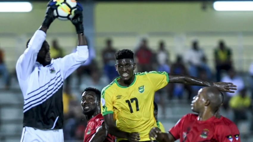 Jamaica secures Gold Cup spot with win over Antigua