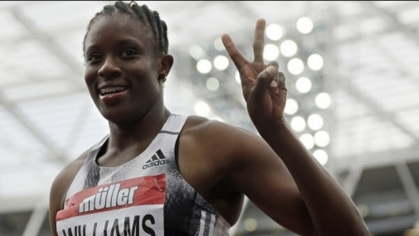 Danielle is in: World-leading hurdler will be considered for World Champs selection